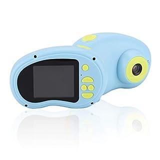Kid Video Camera, X8 Mini Portable 2.0 inch Children's Digital Camera HD 1080P Camera(Blue)