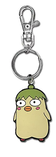 Great Eastern Entertainment Is This A Zombie Kappa Doll Keychain