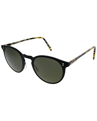 Oliver Peoples Unisex Elias Matte Black/G15 - Glasses Peoples Case Oliver