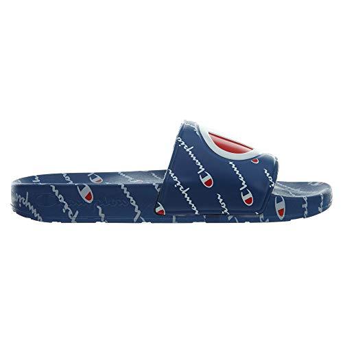 Men's Champion Slide Royal Royal Sandal Ipo 4drw8d