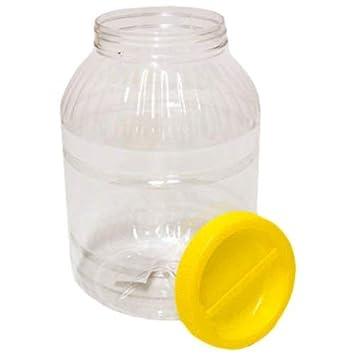DOSE 3 x 15L BOX WEITHALS KUNSTSTOFF BEHÄLTER GEFÄSS DOSEN CAN TIN CUP PLASTIC
