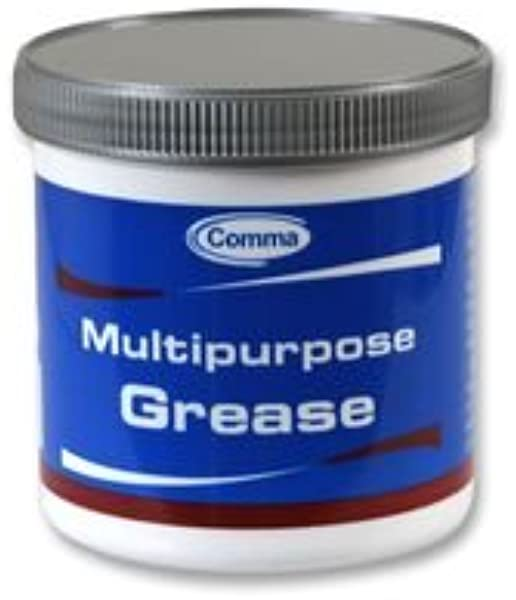 Comma GR2500G - Grasa de Litio Multiusos (500g): Amazon.es: Coche y moto