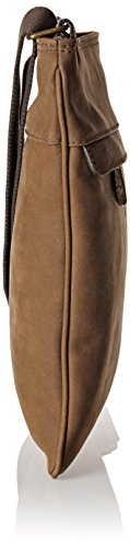 Timberland Tb0m2894, Bolso para Hombre, 1x30x27 cm (W x H x L) Marrón (Flint)