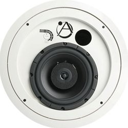 Atlas Sound FAP82T Strategy II Series 8 inch 70V in-Ceiling Speaker System - Pair