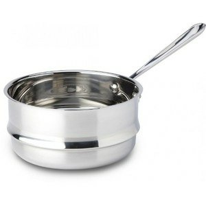 Dr. Weil Double Boiler Stainless Steel