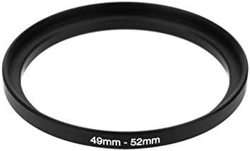 Seaocean camera supplies 49-52mm filter adapter ring of aluminum ring