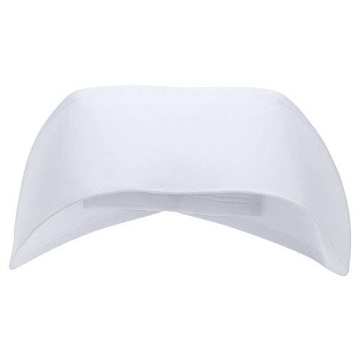 A And E Nurse Costume (OULII Nurse Costume Accessories Cosplay Hat Funny Party Hats (White))
