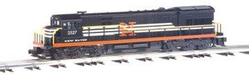 U33c Diesel Locomotive - 4