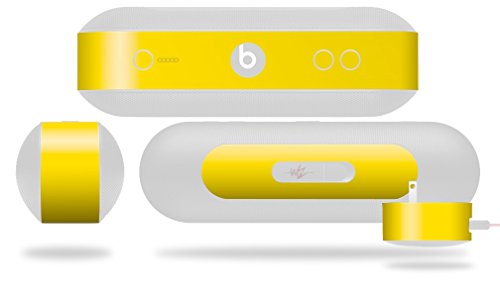 Solids Collection Yellow Decal