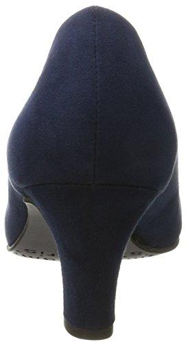 Tamaris 22418, Escarpins Femme, Noir Bleu (Navy)