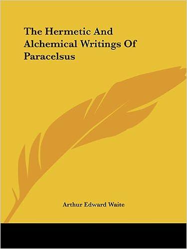 Amazon-äänikirjat ladataan The Hermetic and Alchemical Writings of Paracelsus PDF