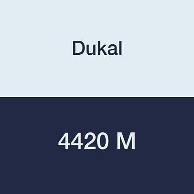 DUKAL 4420 M Tech-Med Reinforced Finger Cot, Medium, Latex (Pack of 144)