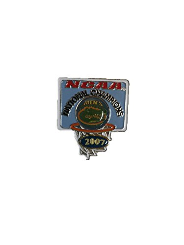 Florida Gators 2007 National Champions Hoops Lapel / Hat Pin
