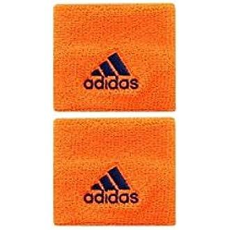 adidas MUÑEQUERA Corta Pack 2 Naranja: Amazon.es: Deportes y ...