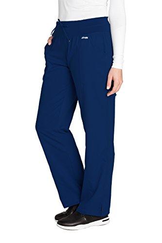 Grey's Anatomy Active 4276 Yoga Pant Indigo L Tall