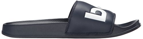 Reebok Heren Classic Slide Atletische Water Schoen Collegiale Navy / Wit