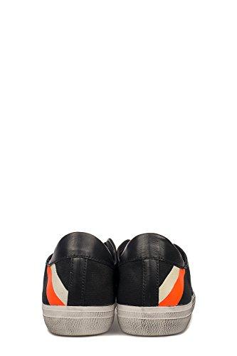 Philippe Uomini Modello Grlubc01 Sneakers In Pelle Nera
