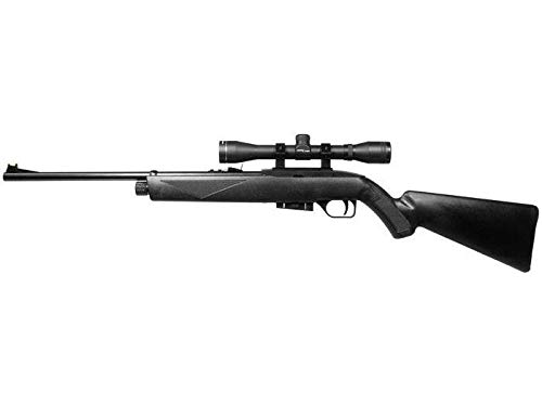 Crosman 1077 RepeatAir scoped pellet rifle