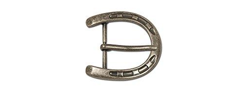 Tandy Leather Horseshoe Buckle 1-1/4