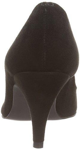 Carvela Adam - punta cerrada de cuero mujer negro - negro