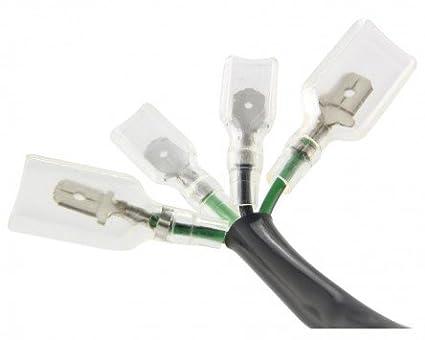 Hupengleichrichter SIP 4 Stecker f/ür VESPA PK 50 XL2 Elestart 50 V5X3T 2T AC 90