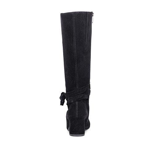 Paul Green 8000-001, Bottes pour Femme Noir