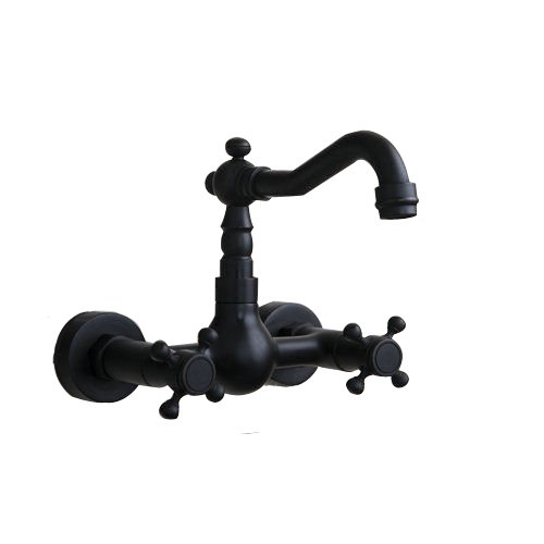 Dual Handle Laundry Faucet - 6