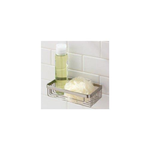 Motiv 551D/PC 7.9in. Hotelier Deep Soap Basket Bathroom Shelf ()