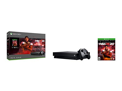 Xbox One X 1TB Console - NBA 2K20 Bundle [DISCONTINUED] 1