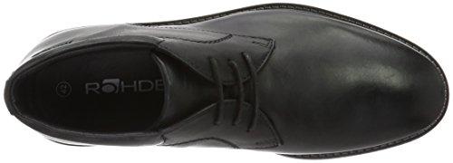 Rohde Herren Treviso Desert Boots Schwarz (Schwarz 90)