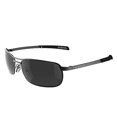 Decathlon Walking Deportes para Adultos gafas de sol de bronce de cañón gris Belleville Categoría 3: Amazon.es: Deportes y aire libre