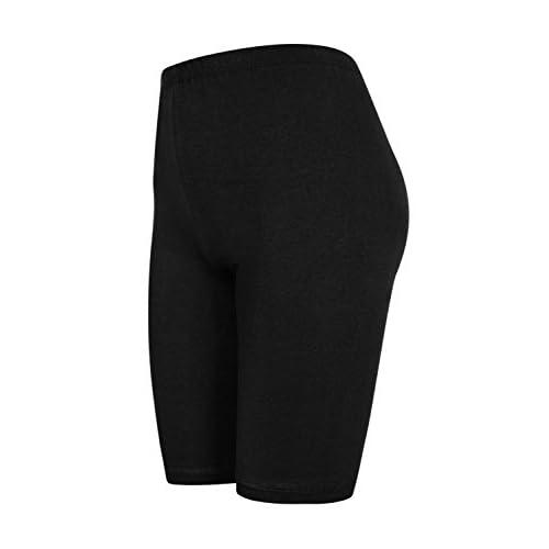 16 différentes Couleurs Corsaires Vêtements DeDavide Legging Shorts Cyclisme en Coton Femmes