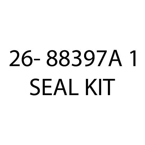 MERCRUISER ALPHA ONE GEN II UPPER BOX GEARCASE SEAL KIT | GLM Part Number: 87501; Sierra Part Number: 18-2644; Mercury Part Number: 26-88397A1