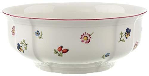 - Villeroy & Boch Petite Fleur 8-1/4-Inch Round Vegetable Bowl