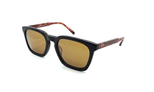 03ddf4b3d845e Matsuda MXO-002 MKB MCB Sunglasses 52-21-145 Matte Black Brown