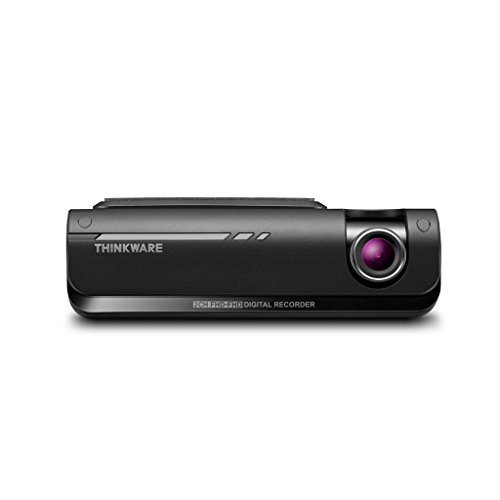 THINKWARE F770 Full HD 1080p Dash Cam with Built-in WiFi & GPS (Degree Kit Mounting 140)