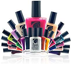 Cosmetic Art 30-Piece Nail Polish Color Lacquer Set, used for sale  Delivered anywhere in USA