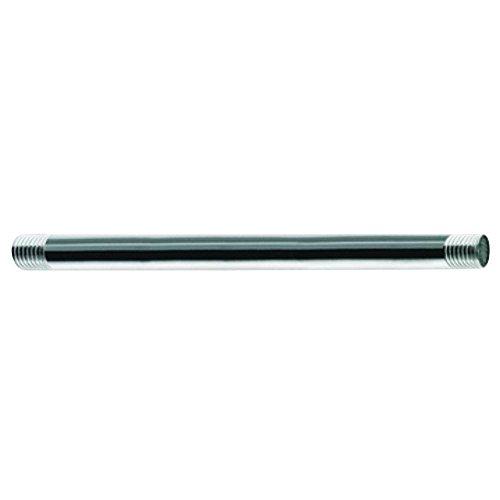 12 Straight Shower Arm - Moen 226651 12-Inch Showering Accessories-Basic Straight Shower Arm, Chrome