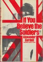 book cover of If You Believe the Soldiers
