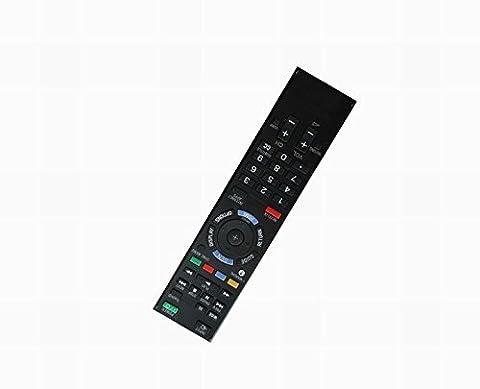 LR Generic TV Remote Control Fit For KDL-50W KDL-55W XBR-79X XBR-85X For Sony TV - 55w Tv