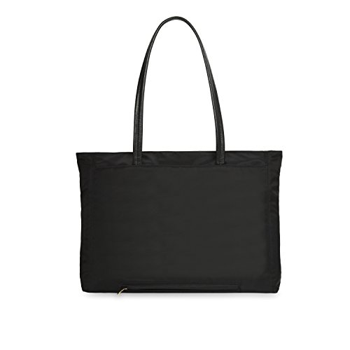 Knomo Luggage Mayfair Nylon Grosvenor E W Top Zip Tote, Black, One Size
