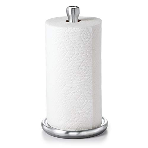 Oxo Stainless Steel Paper Towel Holder - OXO Good Grips Steady Paper Towel Holder