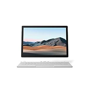Microsoft Surface Book 3 (SLU-00001) | 13.3in (3000 x 2000) Touch-Screen | Intel Core i7 Processor | 32GB RAM | 1TB SSD Storage | Windows 10 Pro | GeForce GTX 1650 GPU
