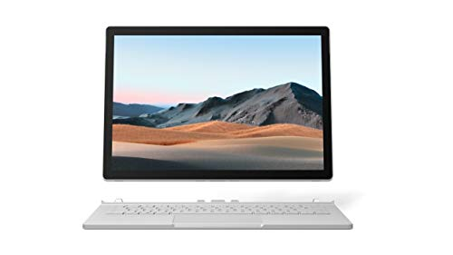 Microsoft Surface Book 3 (SKR-00001) | 13.3in (3000 x 2000) Touch-Screen | Intel Core i5 Processor | 8GB RAM | 25GB SSD Storage | Windows 10 Pro
