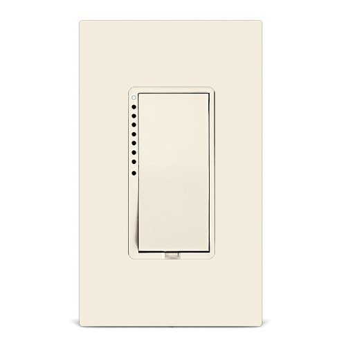 Insteon SwitchLinc Remote Control Switch, On/Off, Dual-Band, Works with Amazon Alexa Fan Dimmer Switches