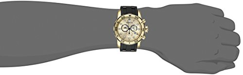 Invicta Men s 18040 Pro Diver Analog Display Swiss Quartz Black Watch