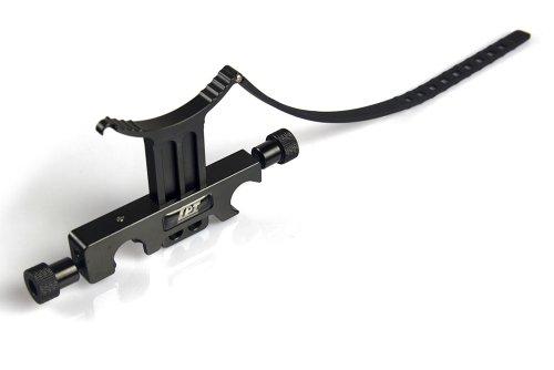 Lanparte TS-02 Tele-Lens Support (Black)