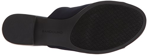 Bandolino Women's Evelia Slide Sandal Navy Fabric clearance huge surprise YqjKFWCy