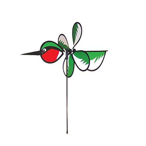 In the Breeze Baby Hummingbird Garden Spinner by In the Breeze