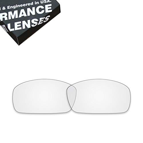 placement for Spy Optic Cooper XL Sunglass - HD Clear ()